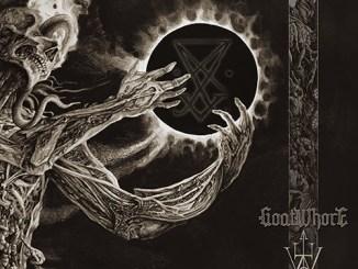 Goatwhore's Vengeful Ascension CD album cover