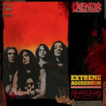 Kreator - Extreme Aggression album cover
