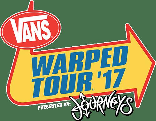 Vans Warped Tour 2017 logo