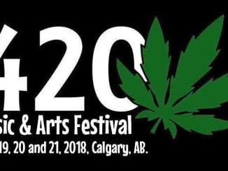 420 Arts Festival banner