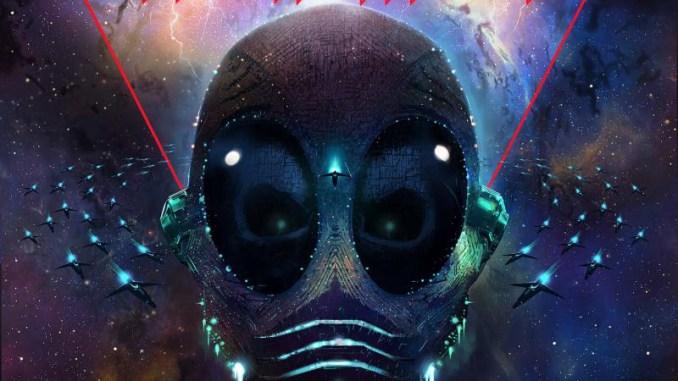 Brendon Small Galaktican album cover