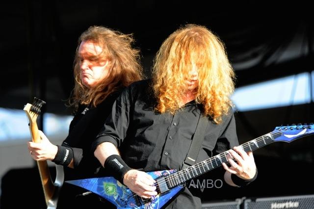 COA – Megadeth_GA105