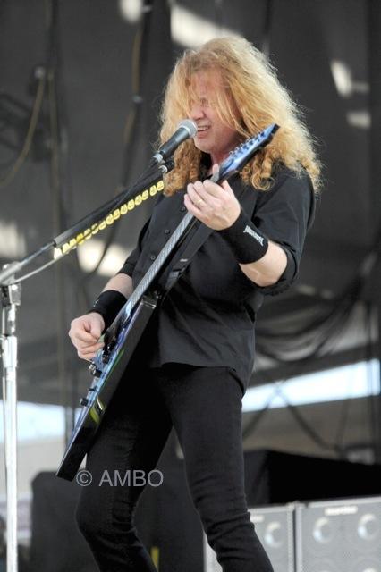 COA – Megadeth_GA116