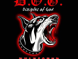 """D.O.G. """"Unleashed"""" album cover"""