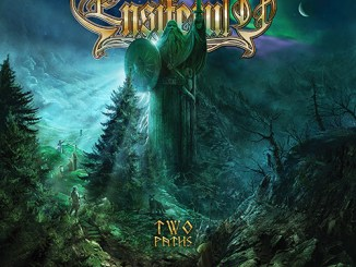 "Ensiferum album cover for ""Two Paths"""
