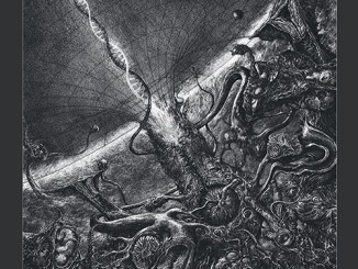 """Execration new album cover for """"Return to the Void"""""""