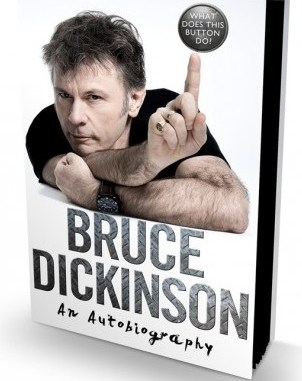 "Bruce Dickinson ""My Autobiography"""