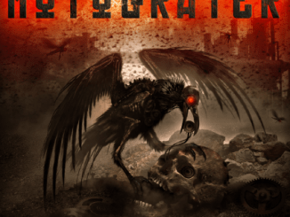 "Motograter ""Desolation"" album cover"