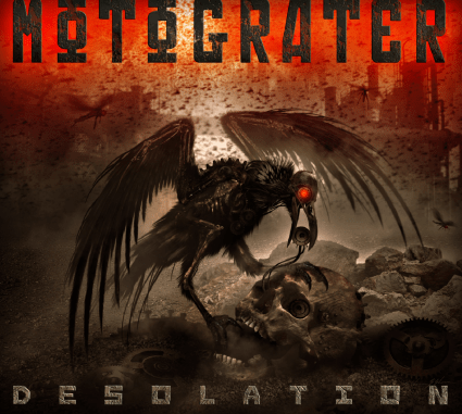 "Motograter ""Desolation"" album cover"