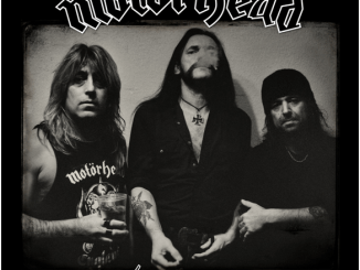 Motörhead Under Cover album cover