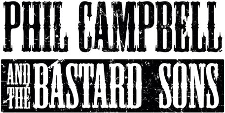 Phil Campbell and the Bastard Sons band Logo