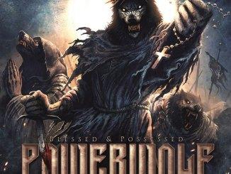 Powerwolf album cover