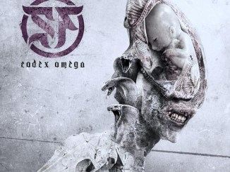 Septicflesh Codex Omega album cover