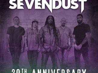 Sevendust 20th Anniversary