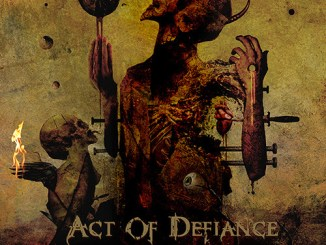 Act of Defiance new album cover