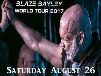 blaze baley concert poster