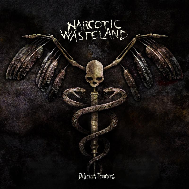 Narcotic Wasteland album cover