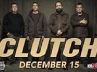 clutch, devin townsend project, the obsessed
