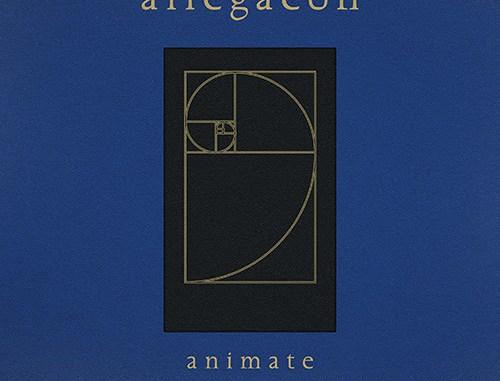 Allegaeon - Animate album cover