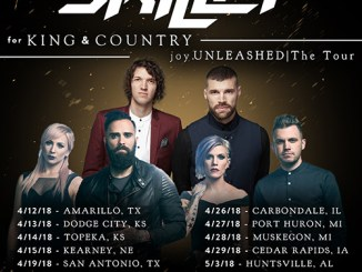 Skillet show at SIU Arena on April 26, 2018