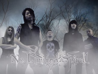 no limited spiral, Japanese death metal band