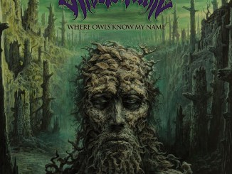 Rivers of Nihil Where Owls Know My Name album cover