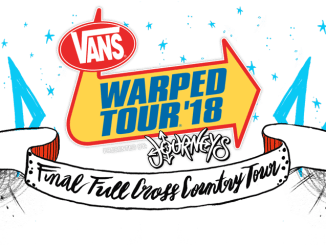 warped tour 2018 Lineup