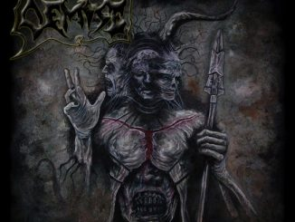 Demise, album cover for De La Manipulacion a la Ignorancia