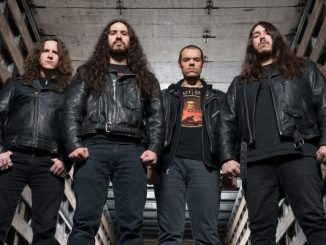 "Exmortus set June 8th for Release of ""The Sound of Steel"""