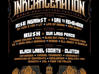 """Inkcarceration Music/Tattoo Festival Announces Tattoo Festival Details, Featuring Over 70 Local & Regional Artists! 3 Days 2 Stages 30+ Bands Reformatory Tours Rock N' Roll Circus Sideshows Food Trucks & Vendors 70+ Tattoo Artists Campgrounds @ The World-Famous Historic Ohio State Reformatory, Home of the """"Shawshank Prison"""", Mansfield, Ohio July 13-15, 2018"""