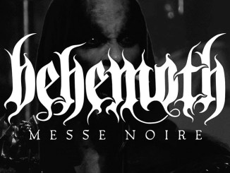 Messe Noire, album cover by Behemoth