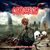 Opprobrium album cover for Supernatural Death