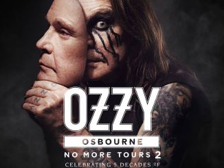 Ozzy Osbourne at Hollywood Casino Amphitheatre Friday, September 21, 2018