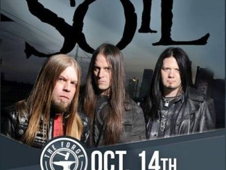 Soil at the Forge Sunday, October 14, 2018