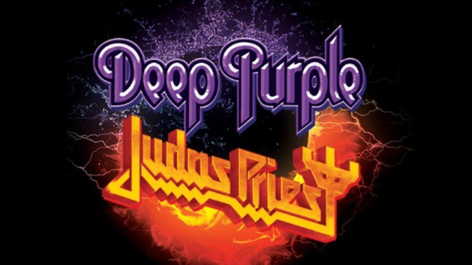 deep-purple-judas-priest-co-headlining-tour at the Hollywood Casino Amphitheatre Wednesday, August 22, 2018