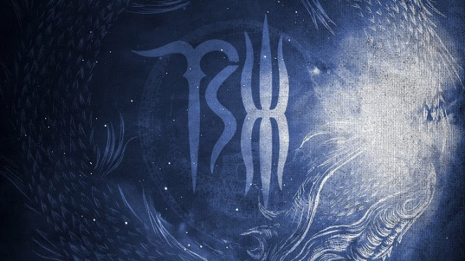 Ouroboros Stirs album cover, by The Shiva Hypothesis
