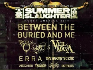 Summer Slaughter 2018 at the Concord Music Hall Tuesday, July 24, 2018