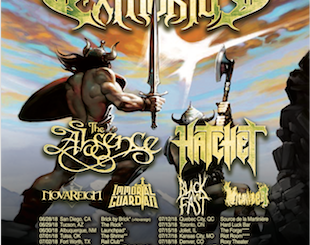 Exmortus at the Forge July 15, 2018