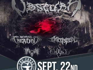 Obscura at the Forge September 22, 2018