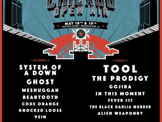 Open Air 2019 @SeatGeek Stadium in Bridgeview, IL on May 18-19, 2019