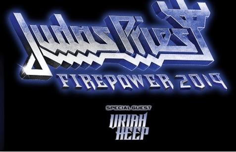 Judas Priest and Uriah Heep at Rosemont Theatre Saturday, May 25, 2019