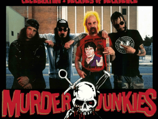 Murder Junkies at Reggies Sunday, May 26, 2019