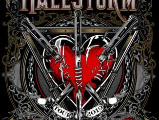 Alice Cooper and Halestorm at the Hollywood Casino Amphitheatre on Sunday, July 21, 2019