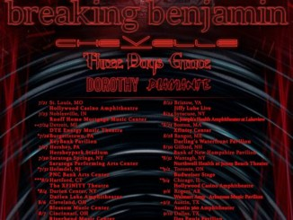 Chevelle with Breaking Benjamin Wednesday, September 4, 2019 at Hollywood Casino Amphitheatre
