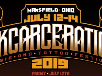 Inkcarceration 2019 on July 12-14, 2019