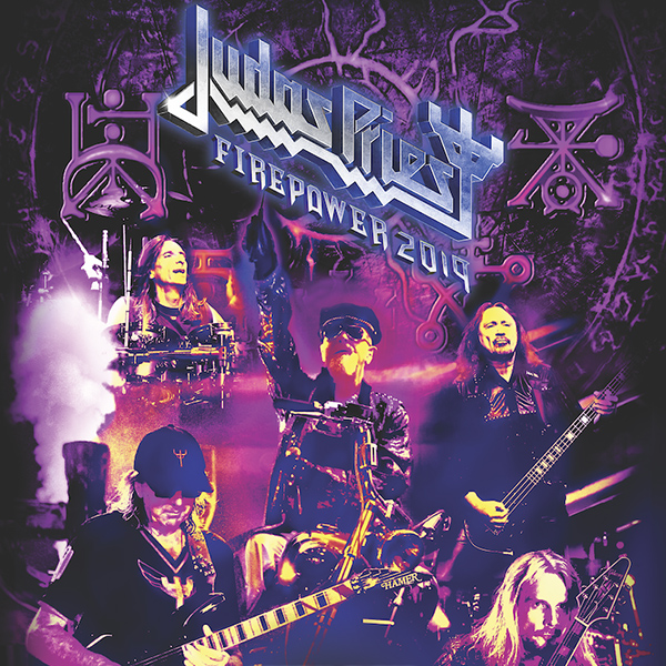 Judas Priest at Pabst Theater in Milwaukee, WI on May 22 & 23, 2019