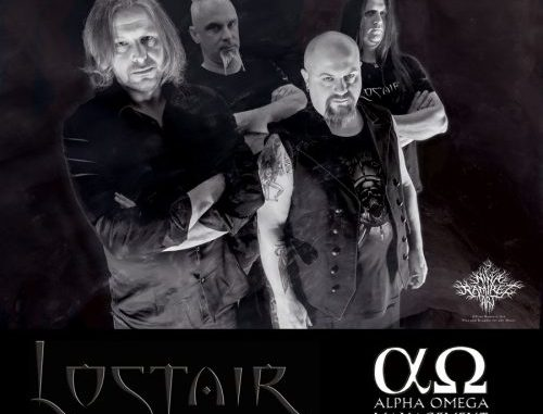 Lostair signs on with Alpha Omega Management