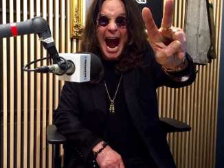 "Ozzy Osbourne. Picture taken from his Facebook page, promoting ""Ozzy Speaks"""