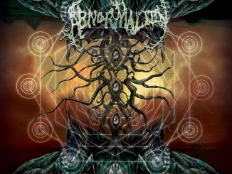 "Abnormality - Album cover for ""Sociopathic Constructs"""