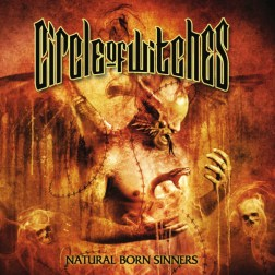 Circle Of Witches - Natural Born Sinners